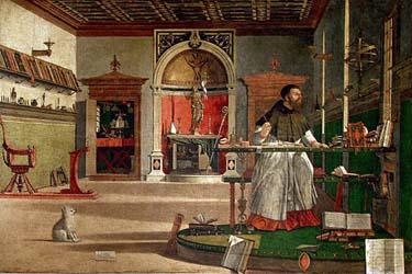 Carpaccio's St. Jerome