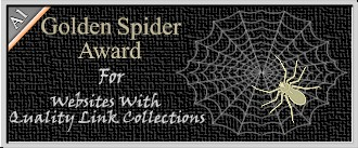 Golden Spider Award